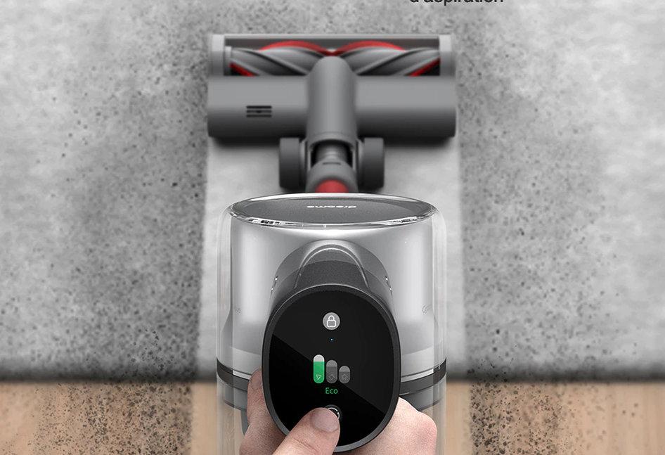 Déjà 100 euros de réduction sur cet aspirateur-balai sans fil qui s'adapte à tous vos sols