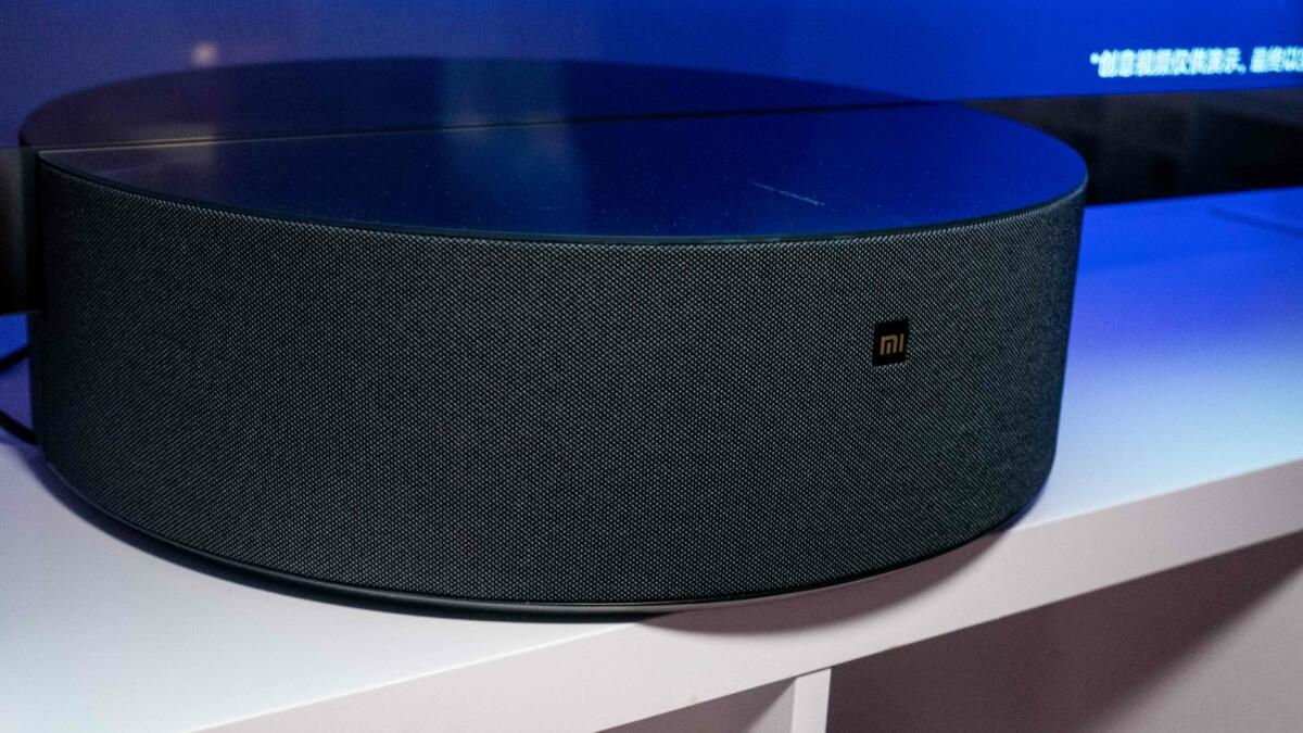 La base intègre le système audio / Source : D. Nogueira pour Frandroid