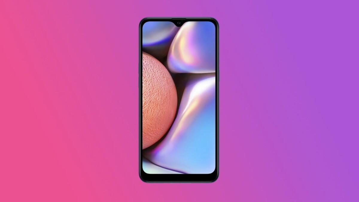 Positionné sur l'entrée de gamme, le Samsung GalaxyA10e va profiter à son tour d'Android11