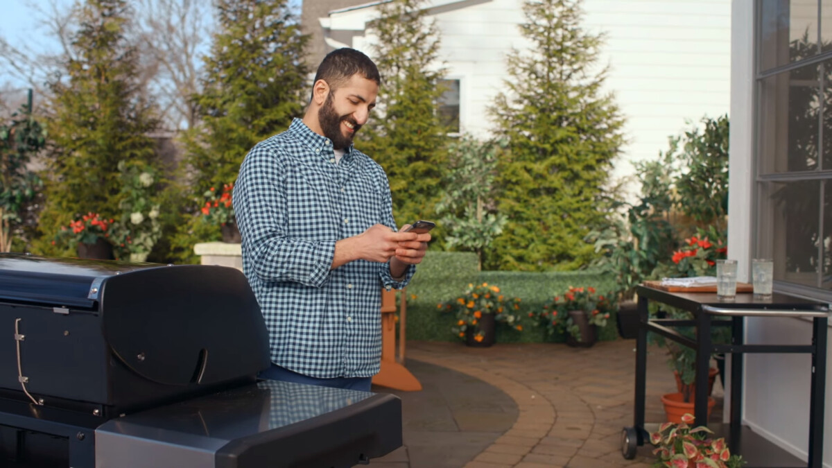 Weber connecte ses barbecues
