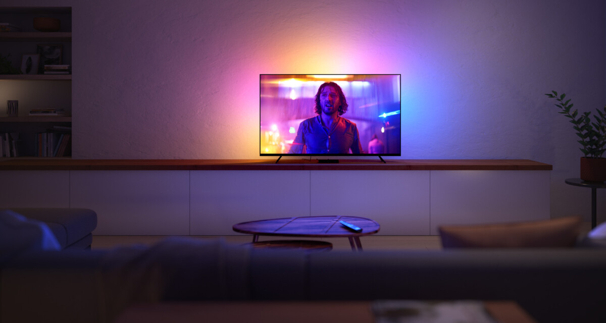 Comme pour les TV, Philips Hue va sortir un ruban LED qui peut afficher plusieurs couleurs