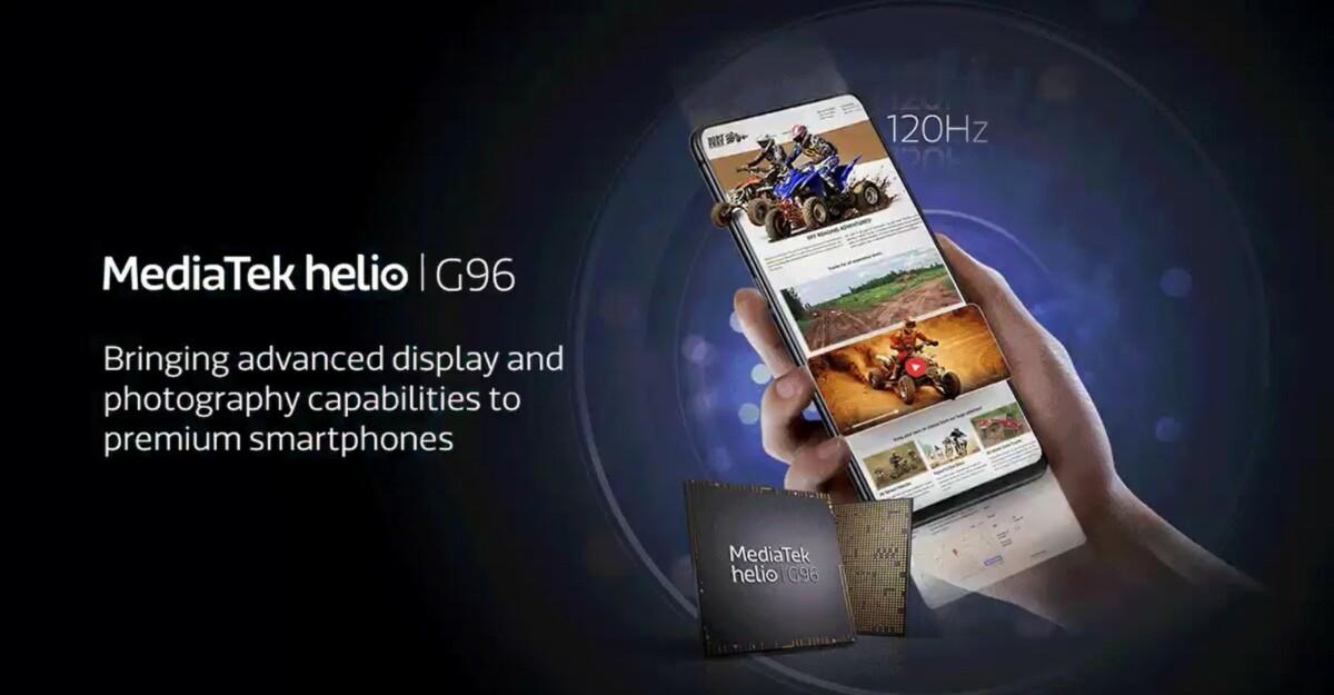 L'HelioG96 est le modèle le plus avancé des deux nouveaux SoC entrée de gamme annoncés par MediaTek