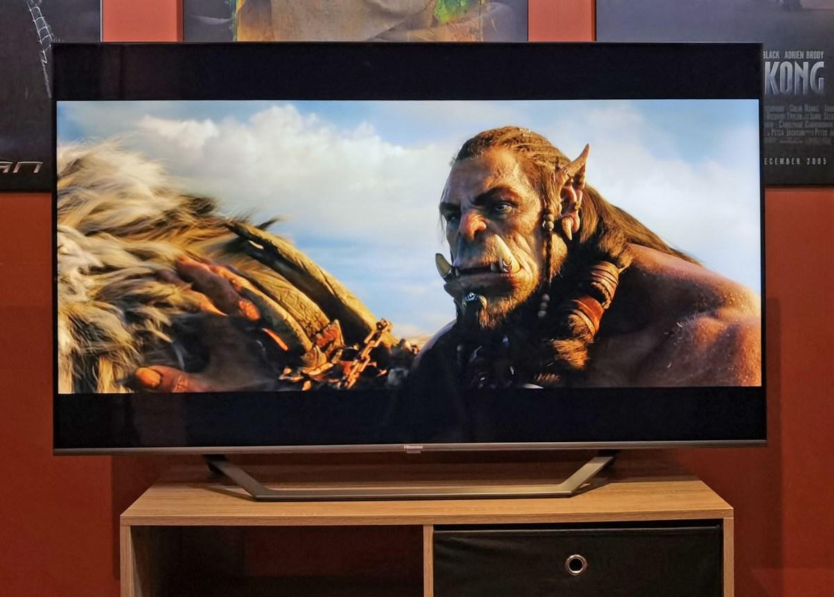 Test TV Hisense 55A7GQ : cinéma, jeux et sport, il veut tout bien faire… mais reste moyen