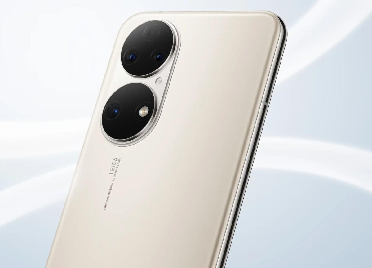 Le module photo du Huawei P50