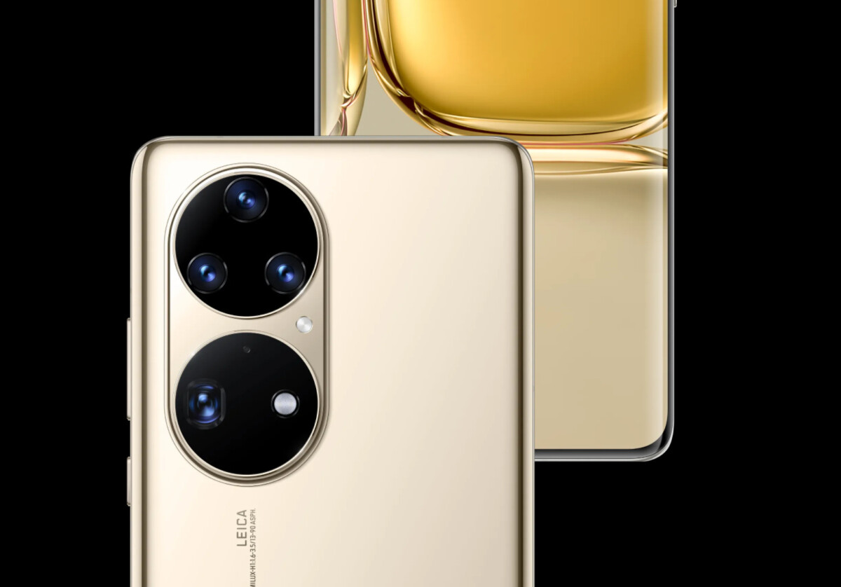 Le HuaweiP50 Pro