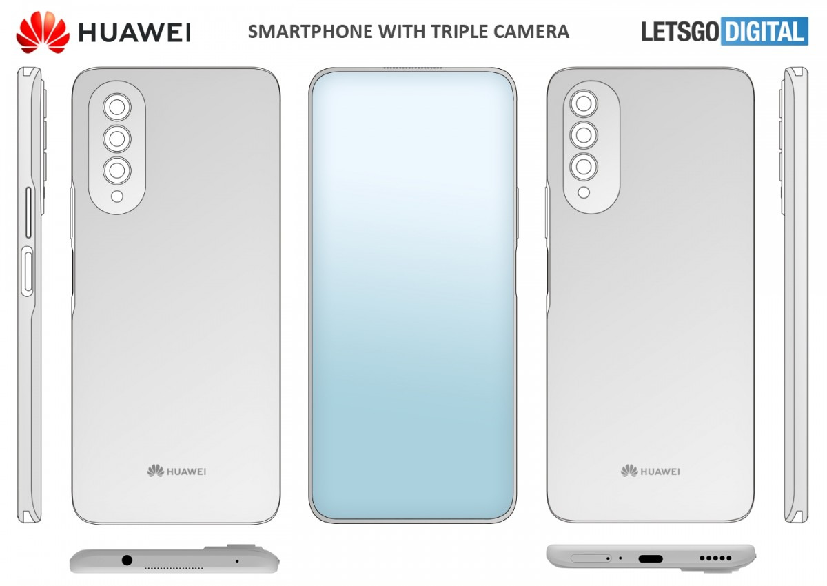 Huawei would have filed a patent application in