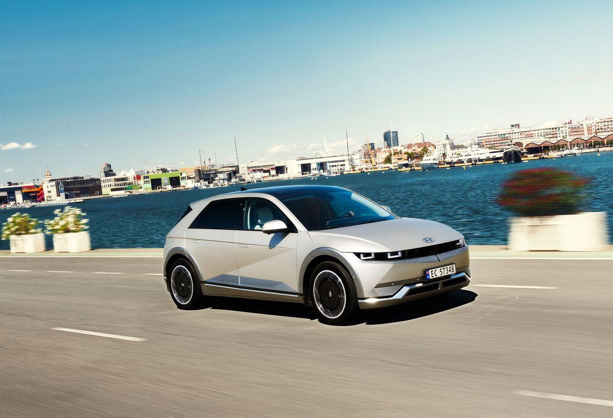 Essai de la Hyundai Ioniq 5: déjà la plus iconique des électriques?