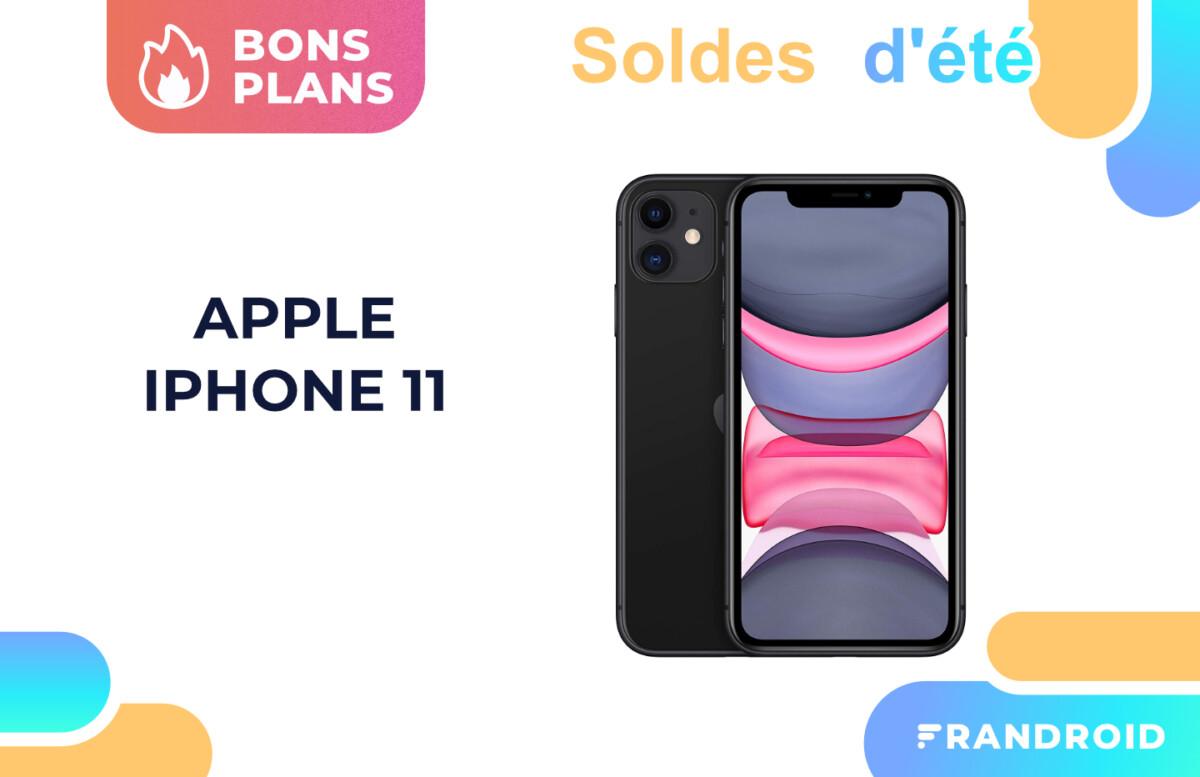 Soldes d'été : c'est au tour de l'iPhone 11 (64 Go) de passer sous les 600 euros