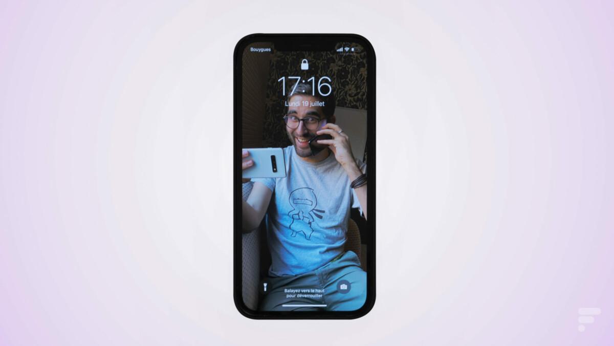 Comment changer son fond d'écran sur iPhone?