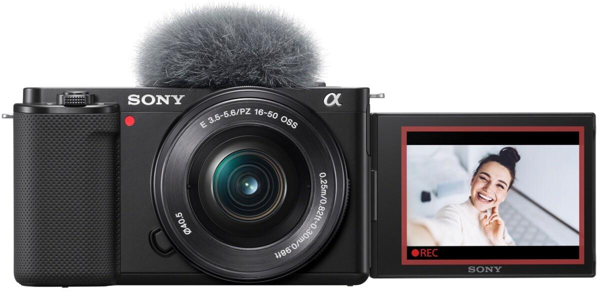 Le Sony ZV-E10