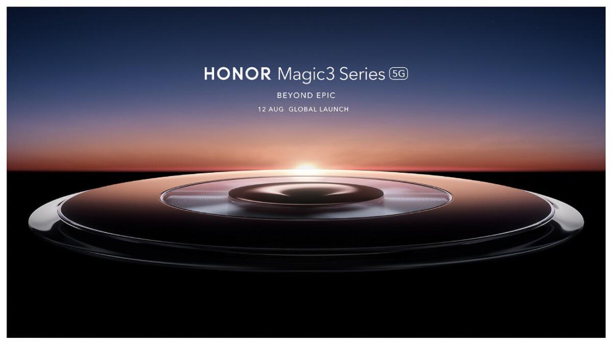 La présentation du Honor Magic 3 aura lieu le 12 août