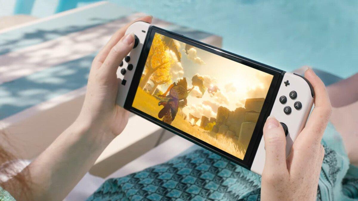 La Nintendo Switch OLED ne coûterait que 10 dollars de plus à produire