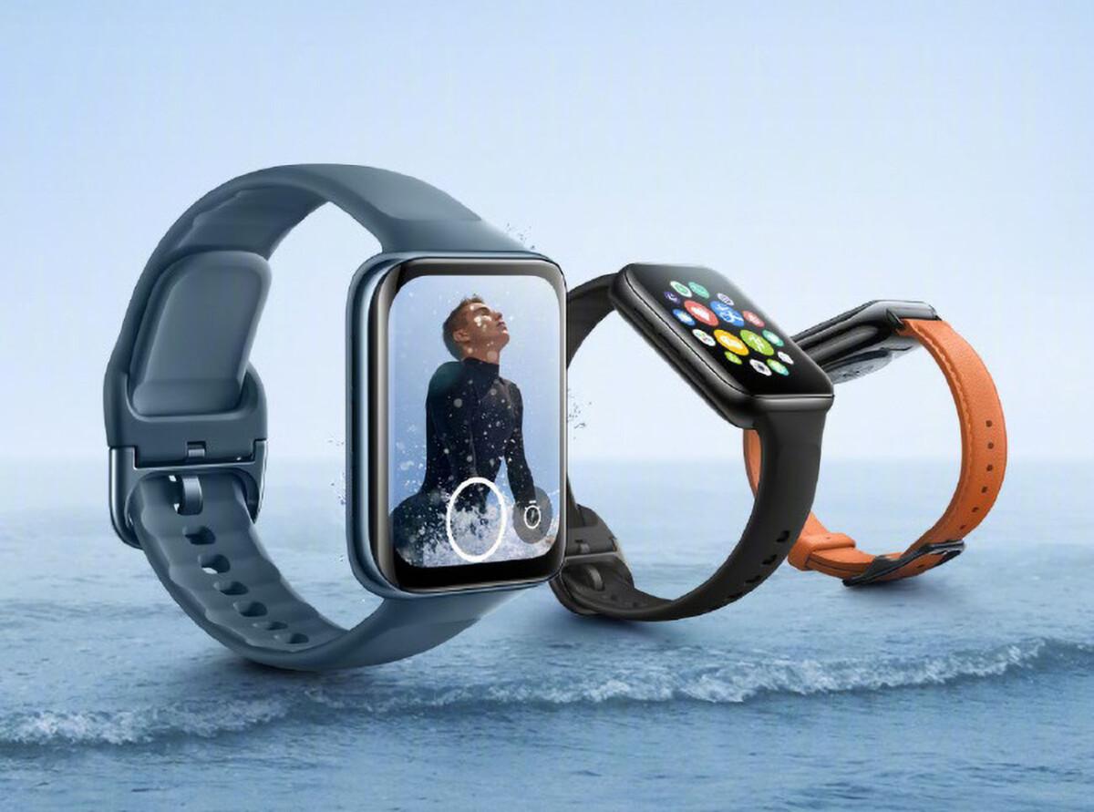L'Oppo Watch 2