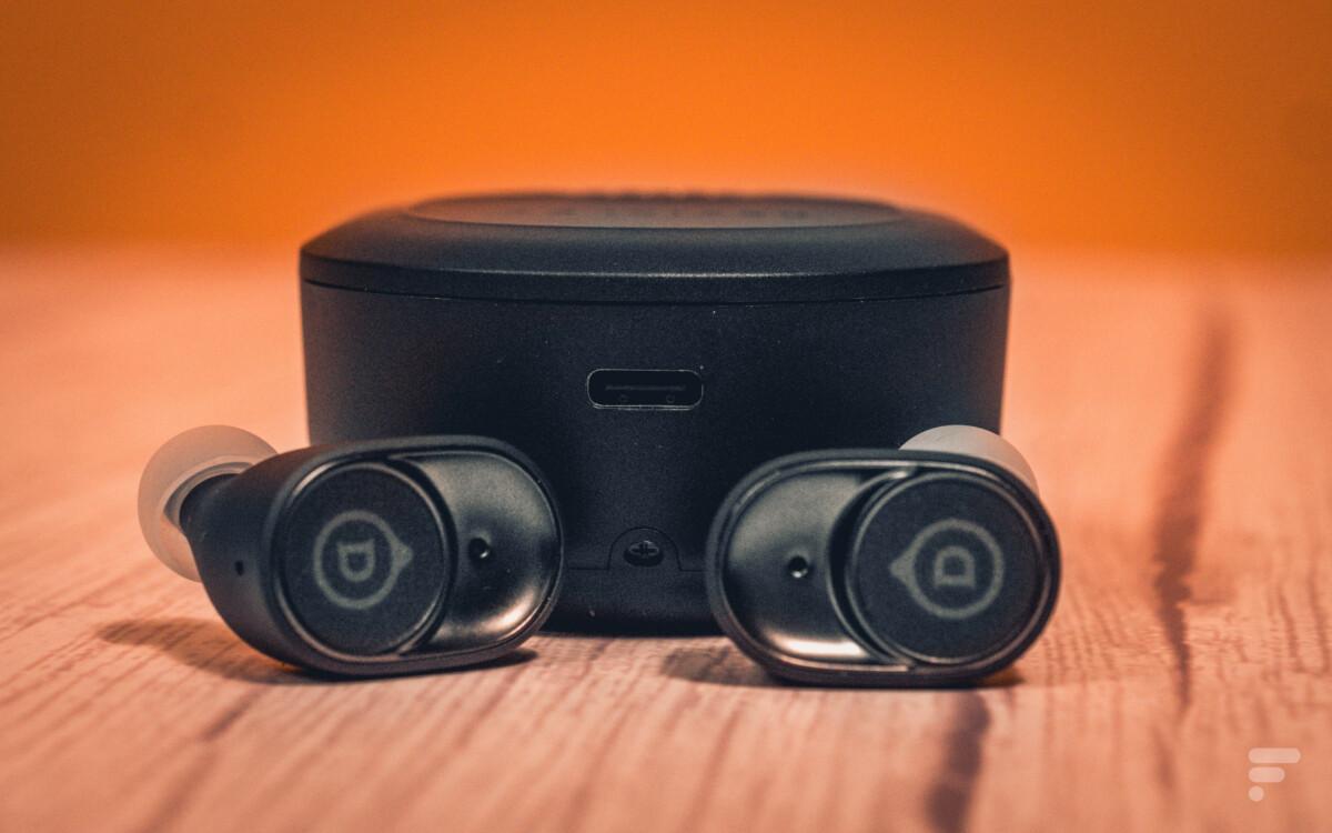 Les écouteurs True Wireless Gemini de Devialet