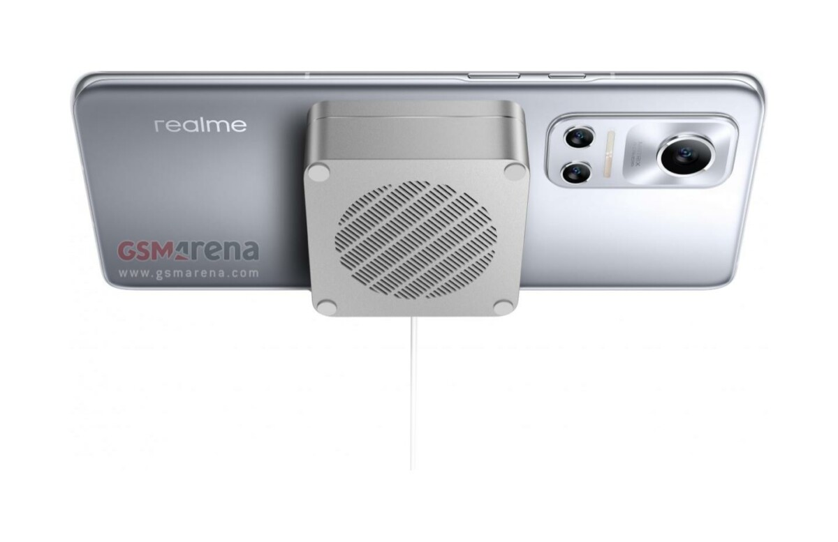 Realme Flash: c'est confirmé, la meilleure innovation de l'iPhone12 arrive sur un smartphone Android