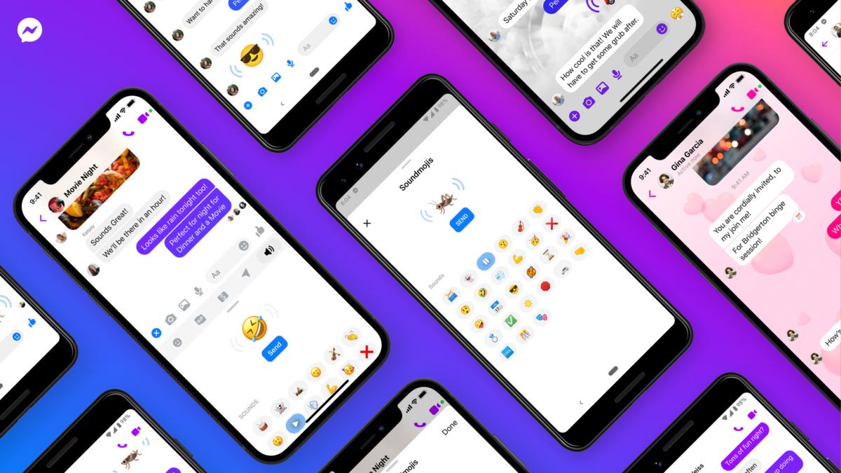 Suono emoji in Messenger