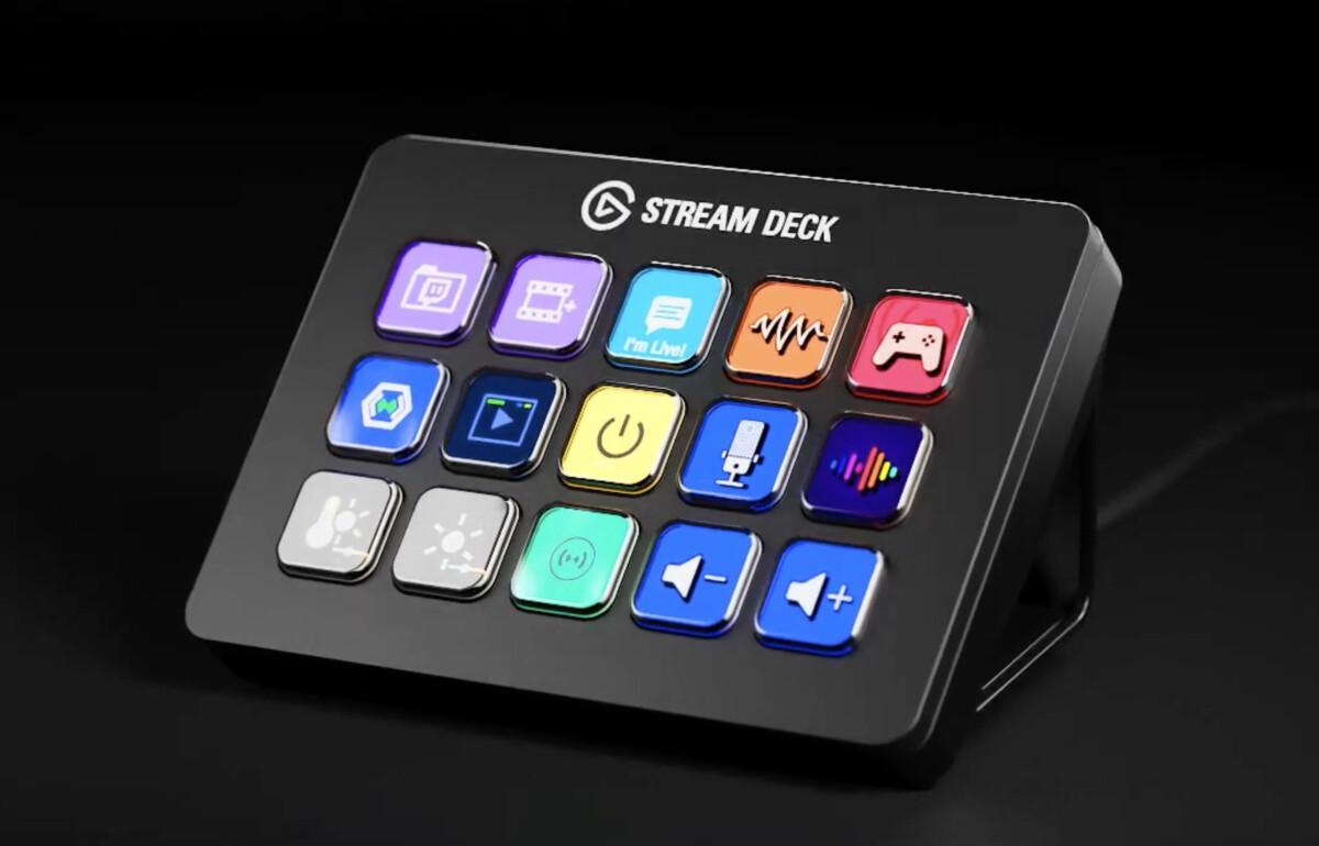 Après le Steam Deck, voici l'Elgato Stream Deck et la Stream Facecam : la sphère du « streaming » a de nouvelles références
