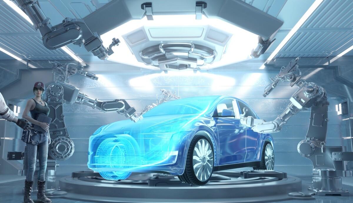 Tesla x PUBG Mobile : la collaboration donne naissance à une Gigafactory virtuelle et une Model Y avec autopilote
