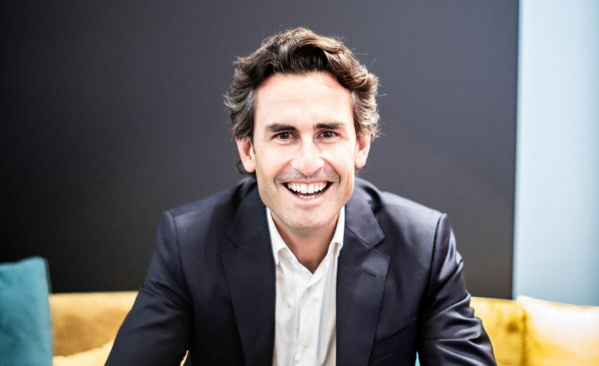 Thomas Reynaud, le directeur général d'Iliad