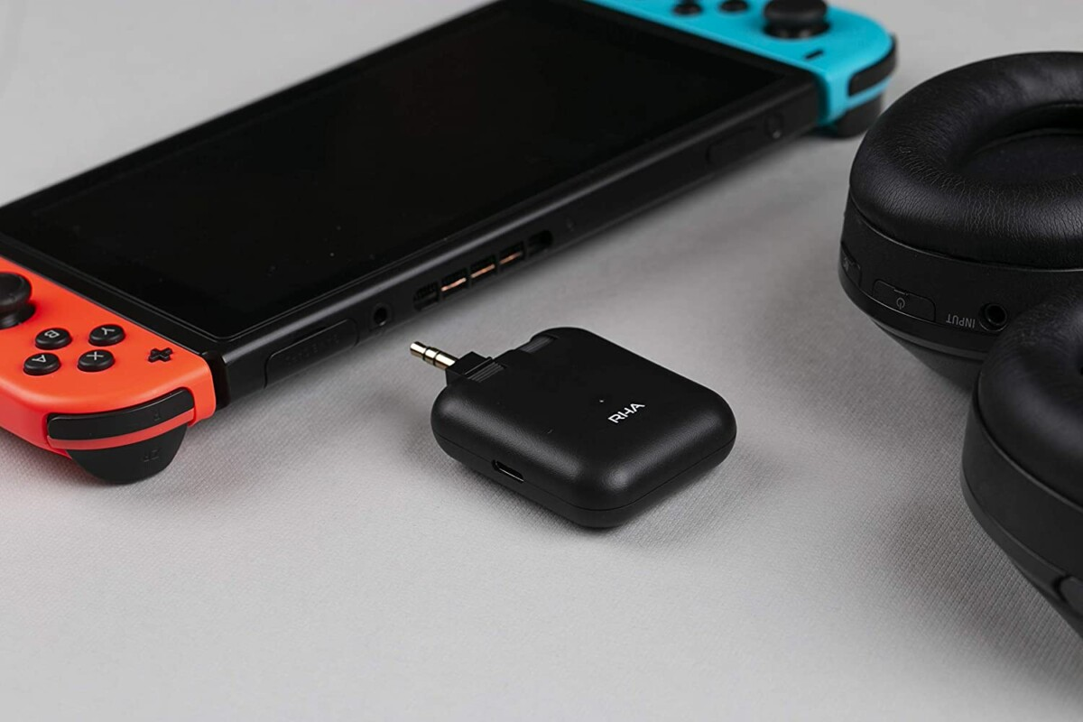 Ce dongle rend Bluetooth n'importe quel appareil, même la Nintendo Switch