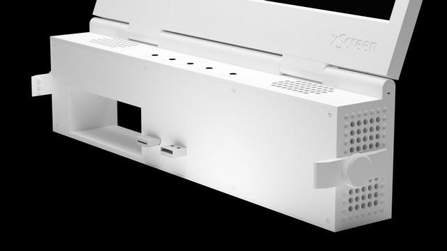 xScreen : cet ingénieux écran transforme la Xbox Series S en quasi console portable