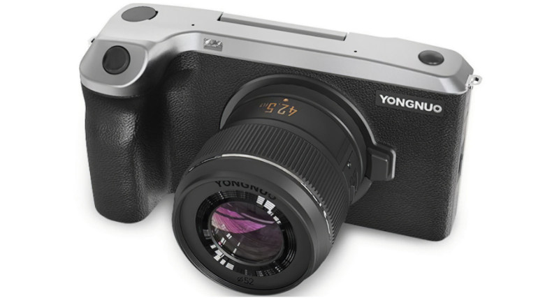 Le Yongnuo YN455