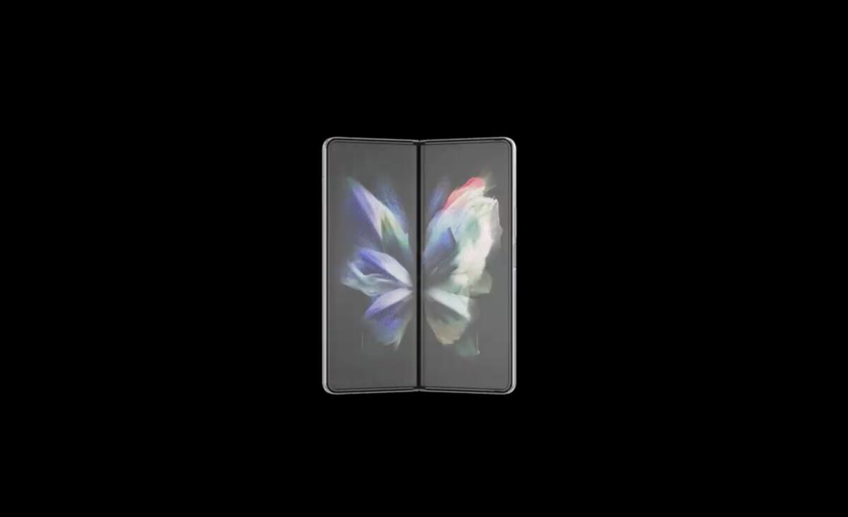 Samsung Galaxy Z Fold 3, S21 FE et Z Flip 3 : encore de nouvelles vidéos pour nous (divul)gâcher l'Unpacked