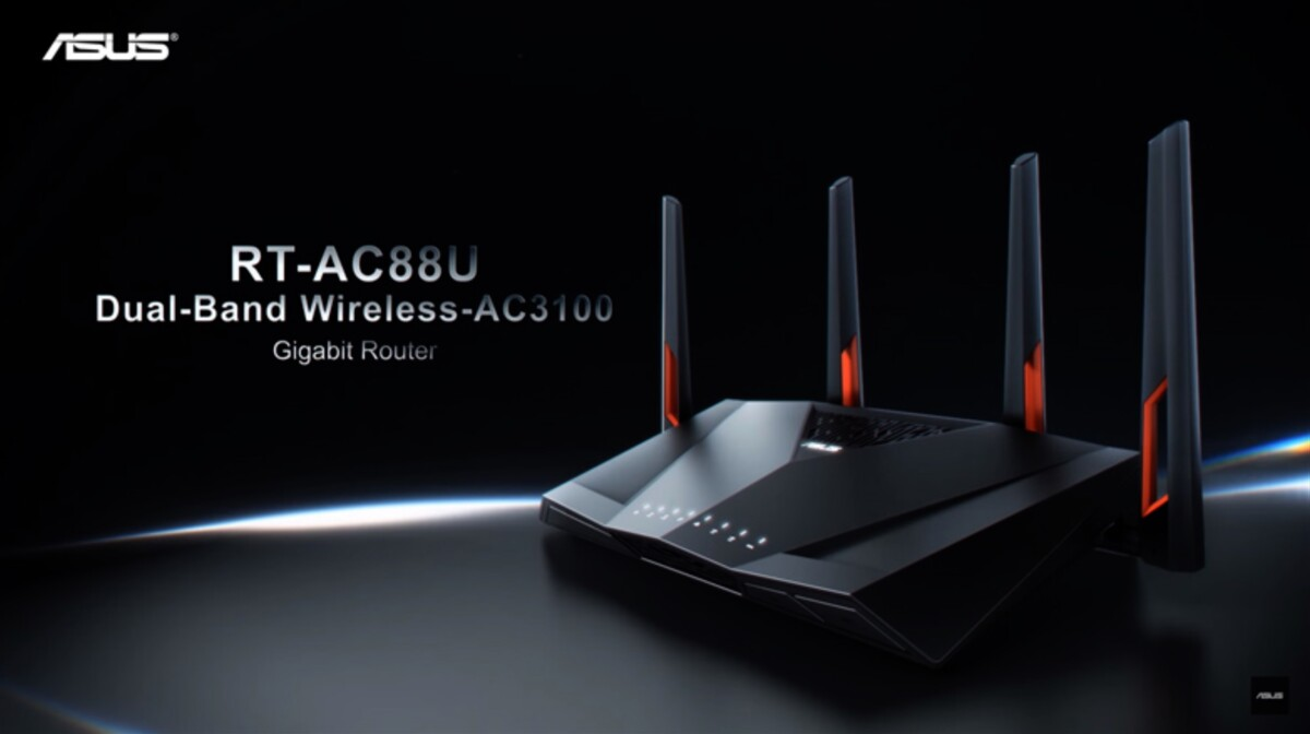 Certains modèles d'ASUS, comme le AC88U, sont concernés par la failleCVE-2021-20090