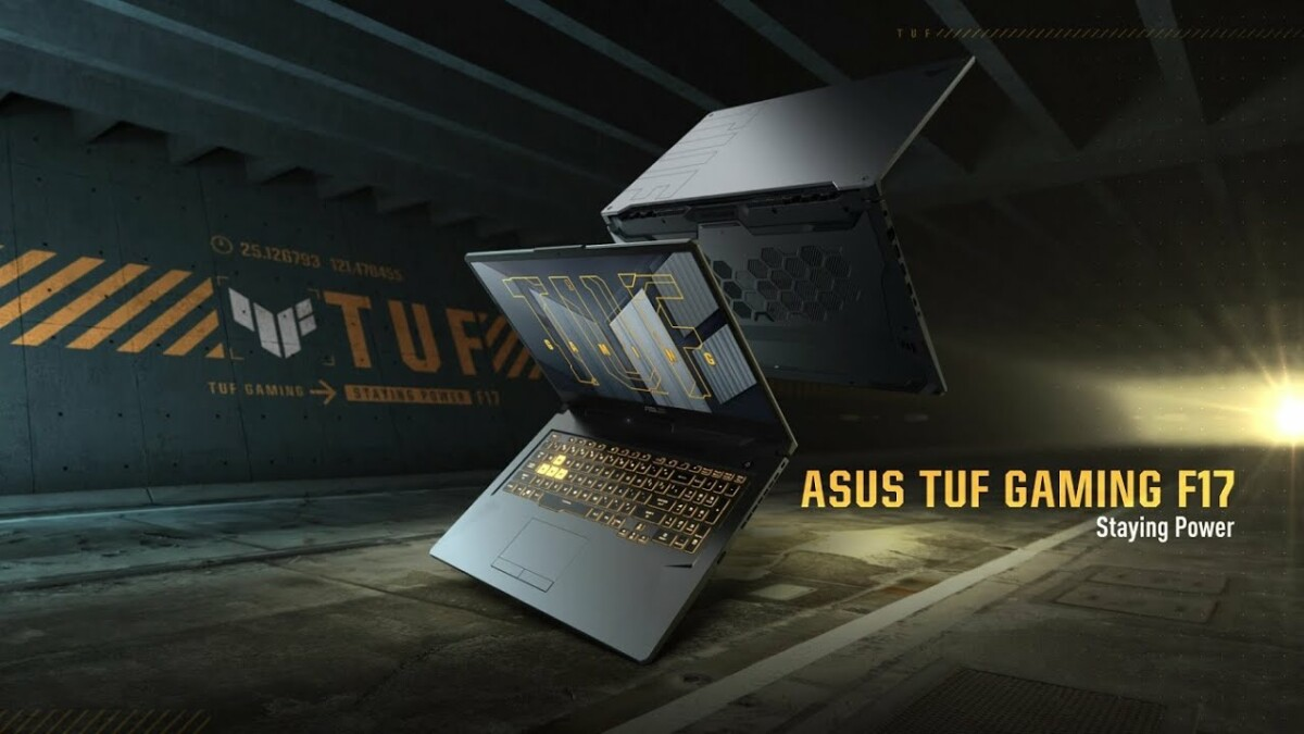 Pc portable Asus TUF F17