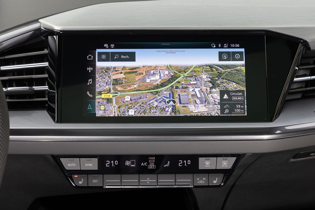 Essai de l'Audi Q4 e-tron : le SUV électrique premium anti-Tesla Model Y