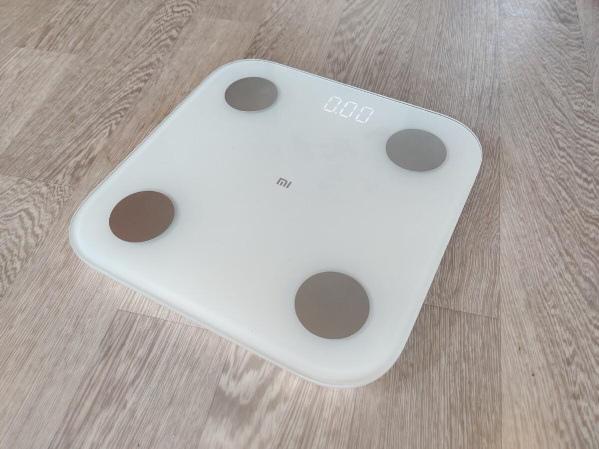 La Xiaomi Mi Body Composition Scale 2