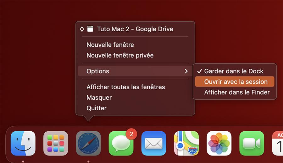 Comment gérer les applications qui se lancent au démarrage de macOS ?