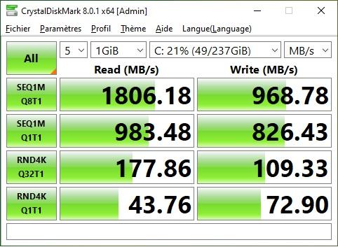 Test de l'Acer Swift 1 : l'ultraportable pas cher signe son retour
