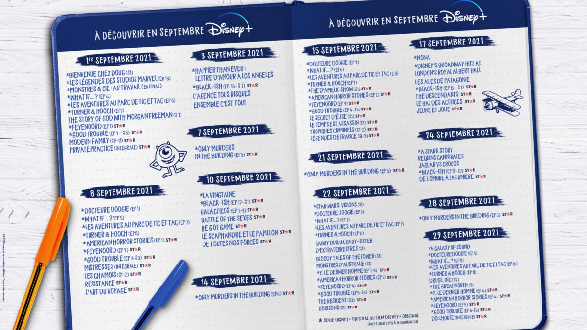 Tout savoir sur Disney+ : Billie Eilish et des courts métrages inédits sur Star Wars en septembre