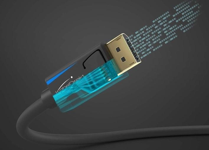 AMD se prépare à gérer la norme DisplayPort 2.0: ce que ça va changer