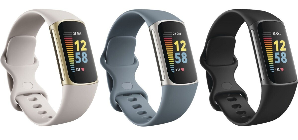 Le Fitbit Charge 5