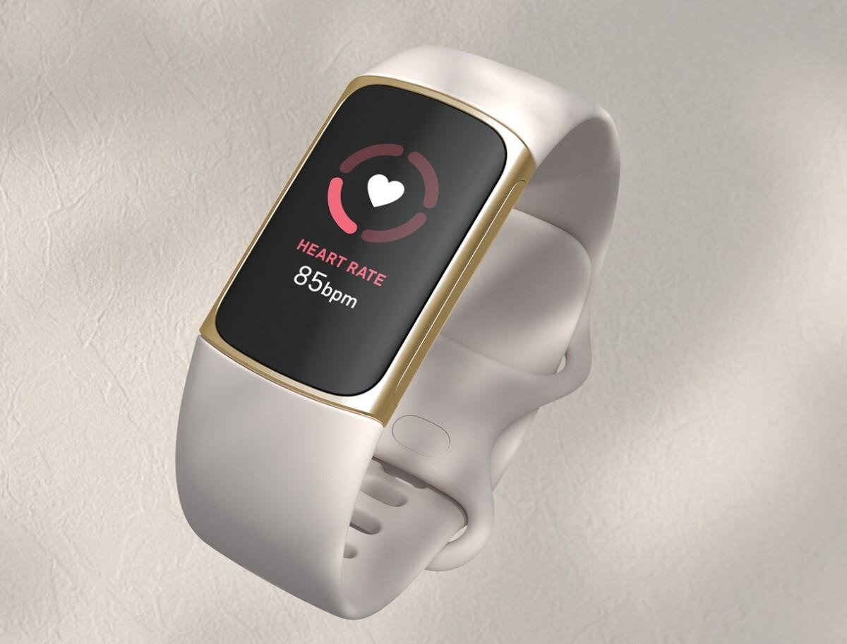 Le bracelet Fitbit Charge 5