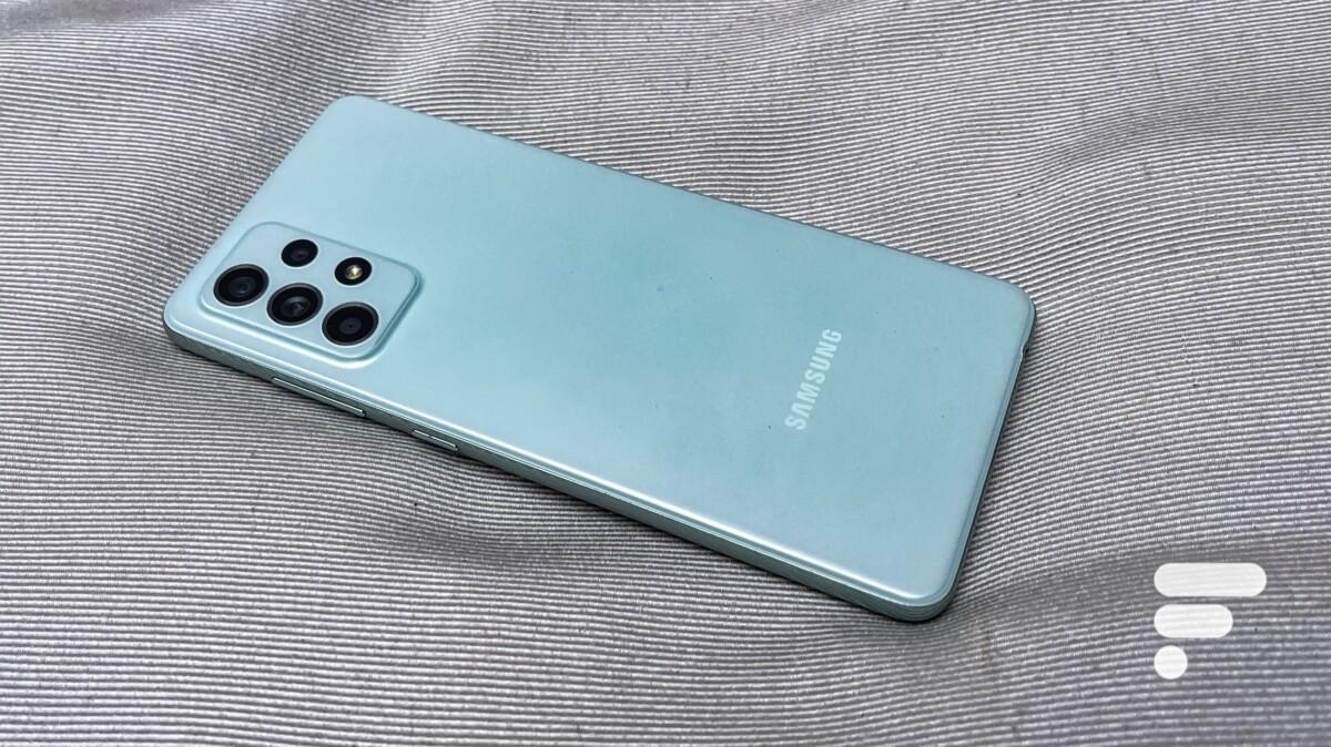 Le Samsung Galaxy A52S 5G