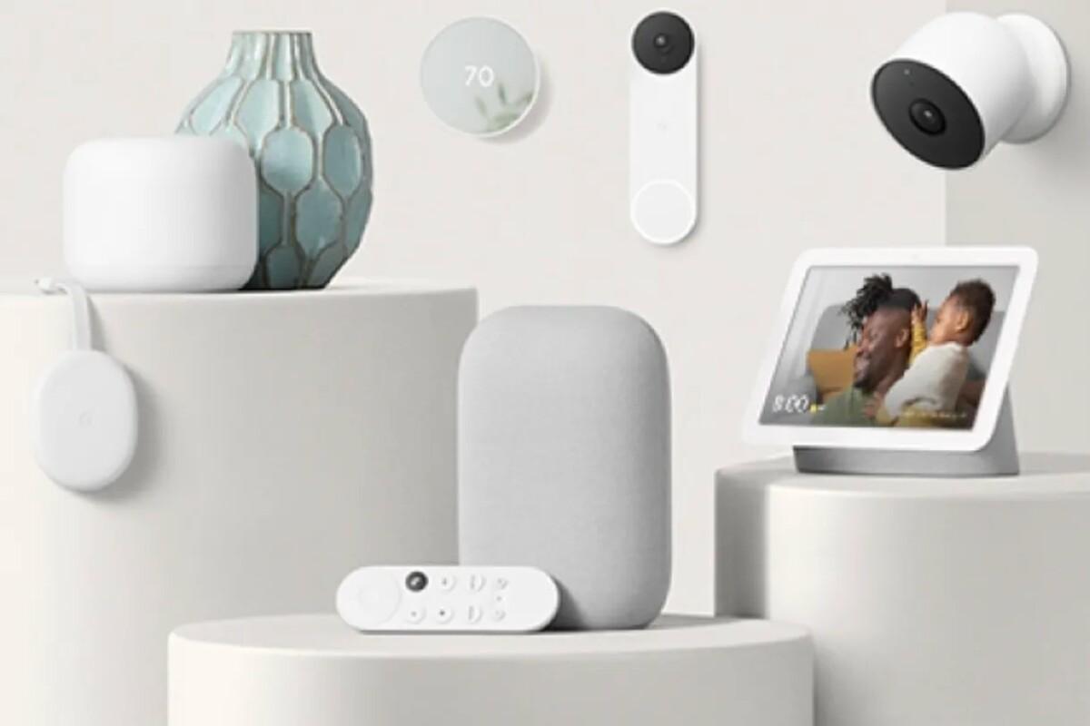 Google dévoile sa nouvelle gamme Nest par erreur, puis supprime les images