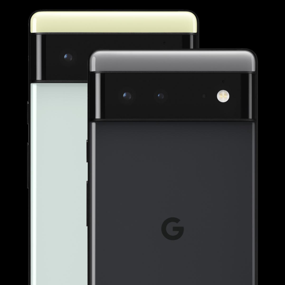Google Pixel 6 et 6 Pro : design, prix, date de sortie, fiche technique… tout ce qu'on sait sur ces smartphones