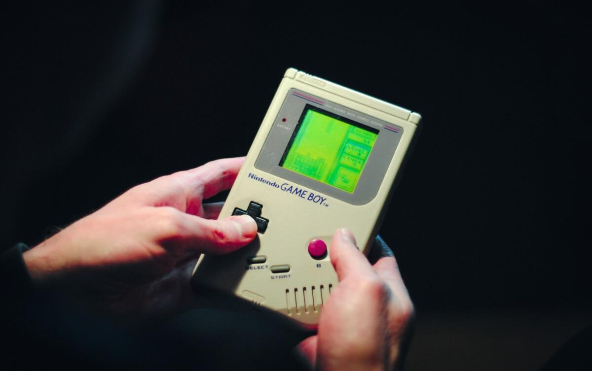 Tetris sur Game Boy