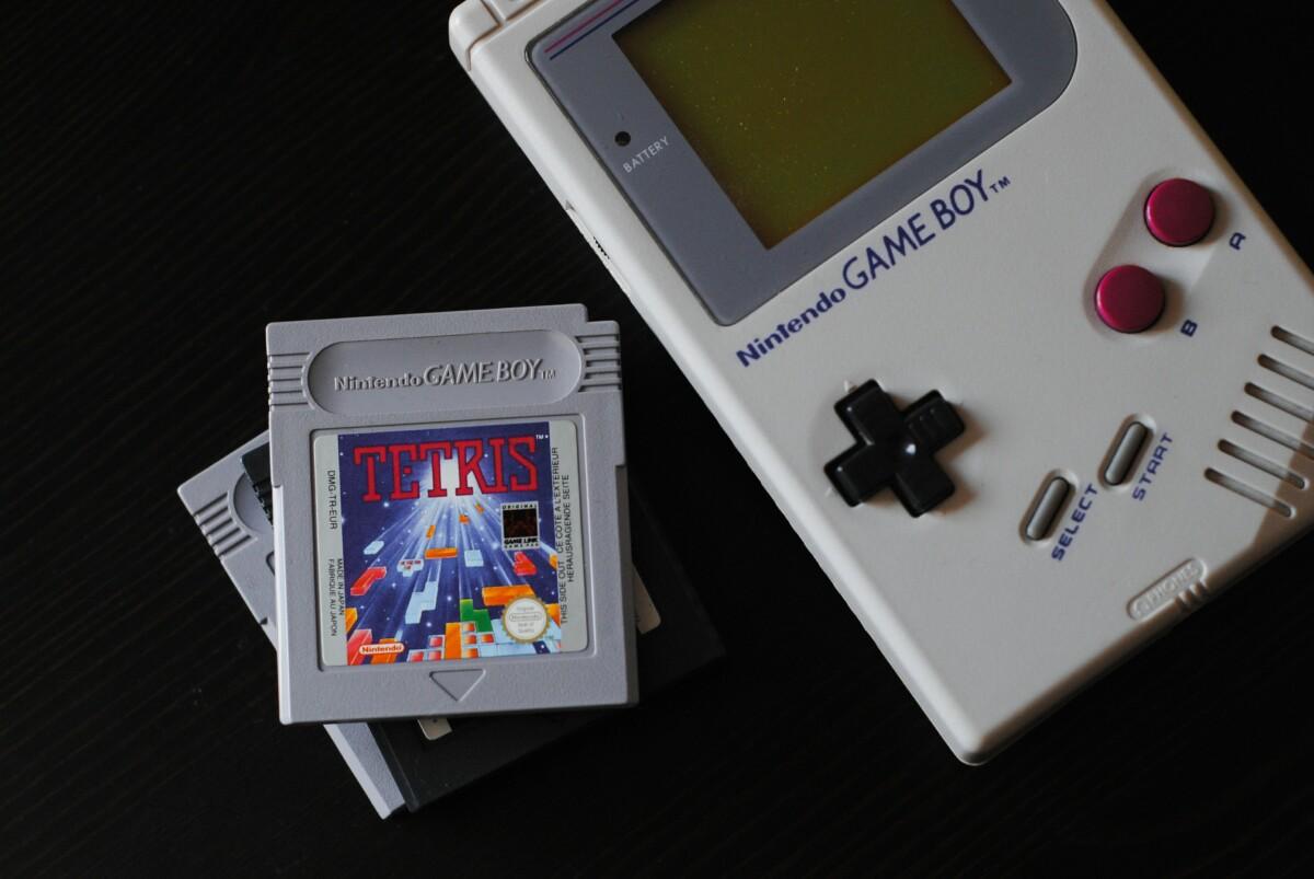 La console portable Game Boy