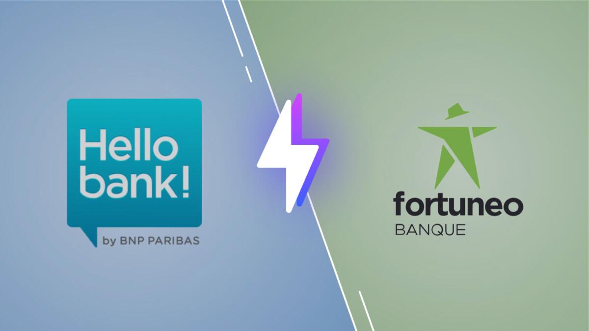 Hello Bank vs Fortuneo : laquelle est la meilleure banque en ligne ?
