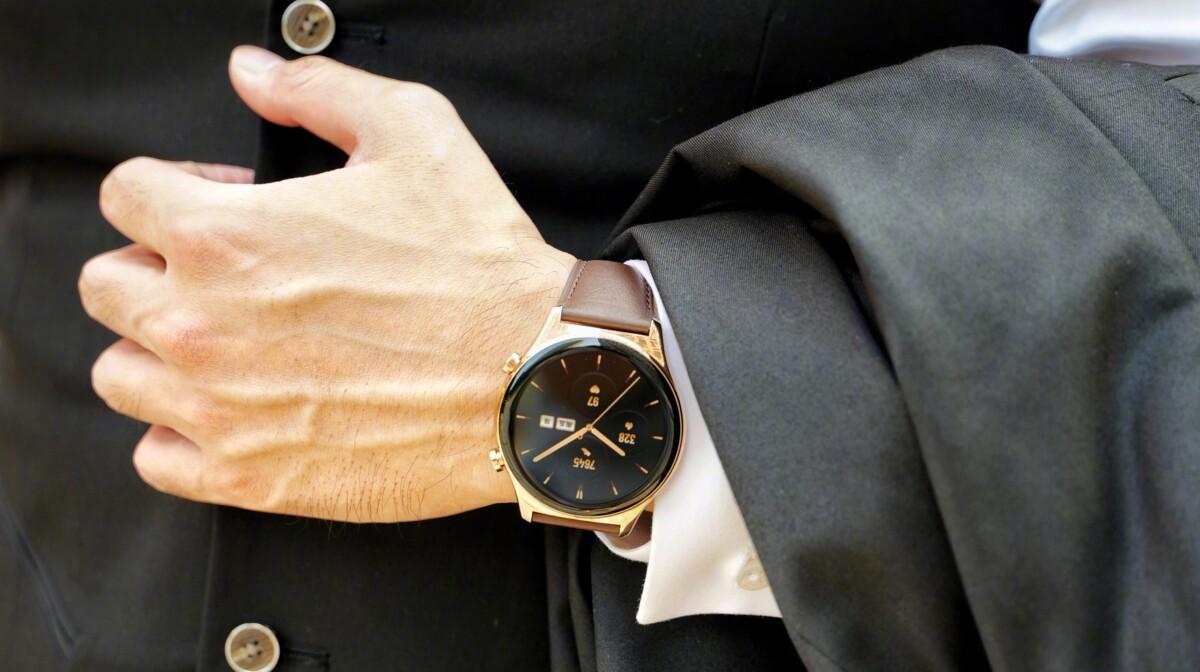 Honor a enfin montré sa Honor Watch GS3