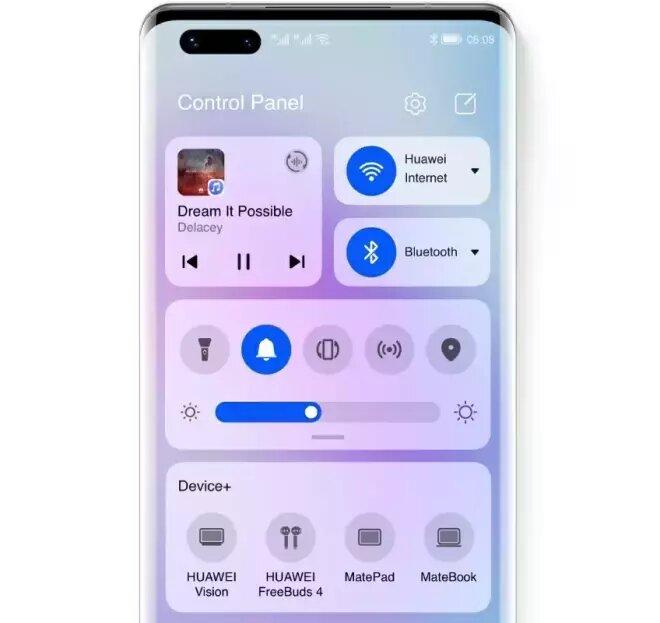 Huawei dévoile EMUI 12 qui apporte des nouveautés d'HarmonyOS sur Android