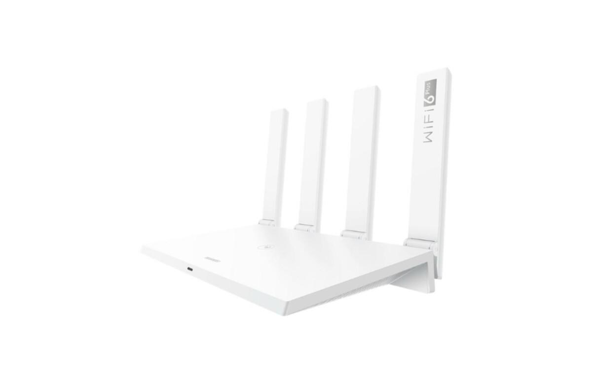 Huawei AX3 : ce routeur compatible WiFi 6 est à moitié prix sur le site officiel