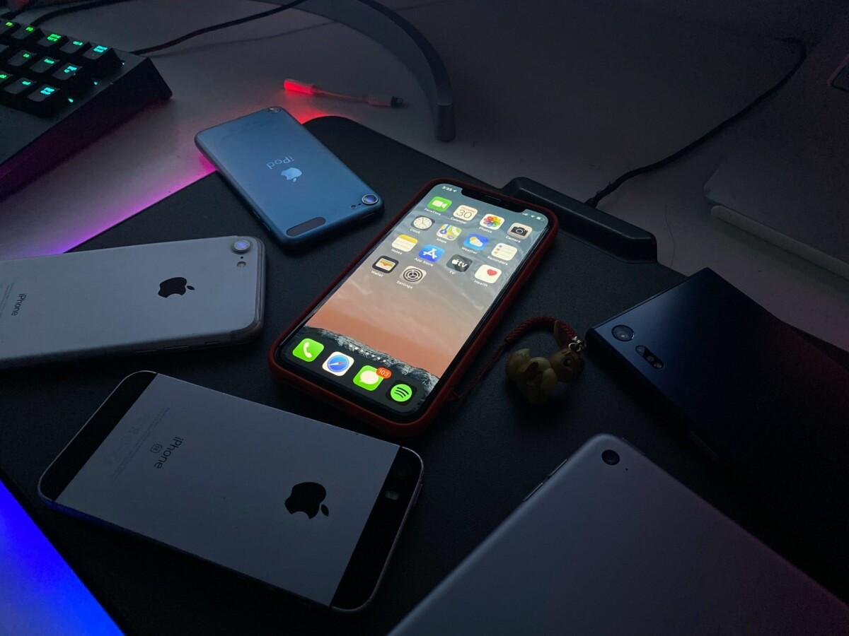 """L'application Messages de l'iPhone ne semble plus aussi """"sécurisée"""""""