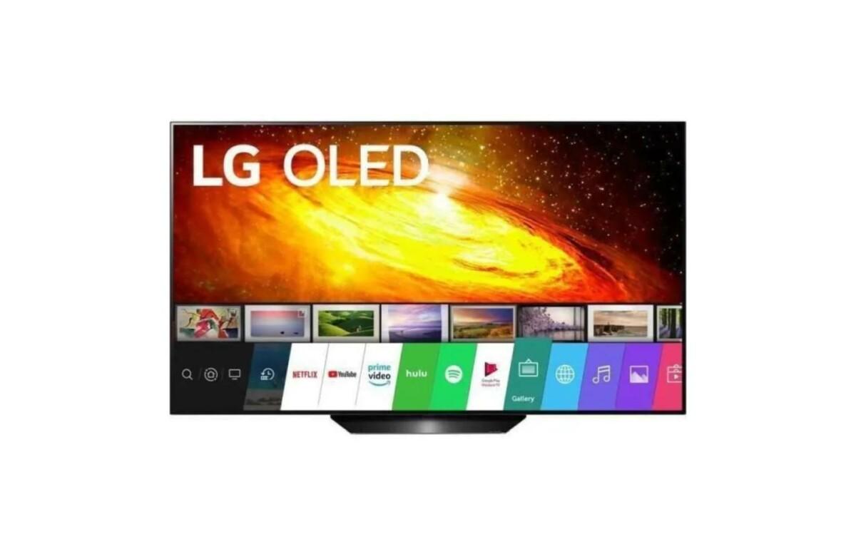 La TV LG OLED 65BX3 profite d'une encore plus incroyable baisse de prix que la dernière fois