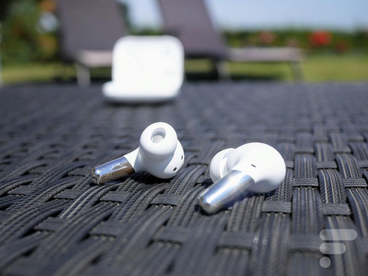 Les écouteurs OnePlus Buds Pro