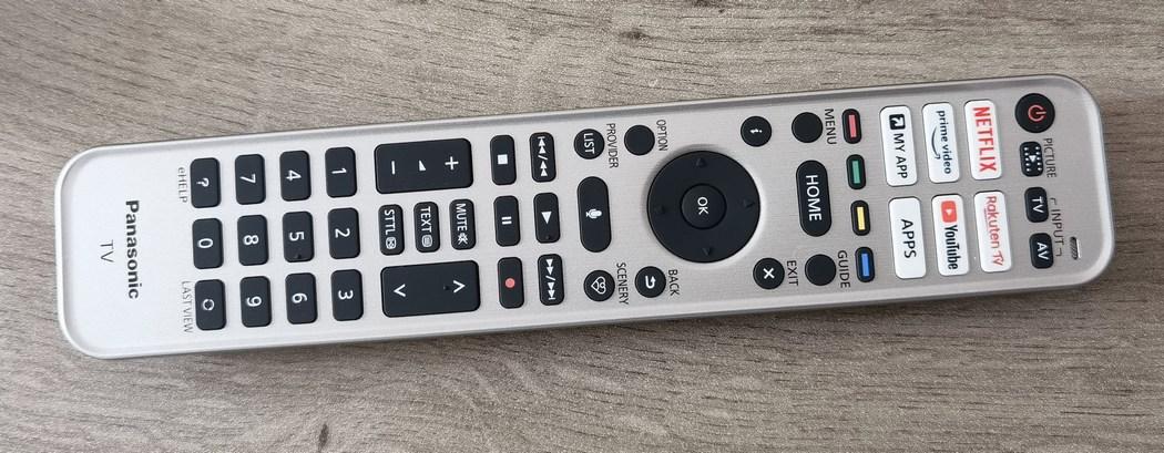 Test TV Panasonic TX-65JZ1500E : parfaitement calibrée pour le cinéma et une tentation gaming